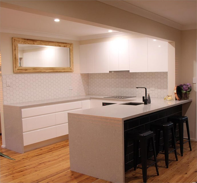 Budget Kitchens Melbourne Small Kitchen Design Renovation Cost